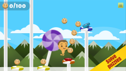Cookie Adventure screenshot 3/6