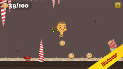 Cookie Adventure screenshot 4/6