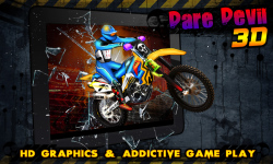 Dare Devil 3D - IOS screenshot 1/6