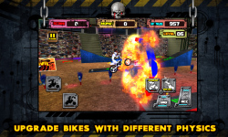 Dare Devil 3D - IOS screenshot 3/6