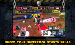 Dare Devil 3D - IOS screenshot 4/6