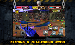 Dare Devil 3D - IOS screenshot 6/6