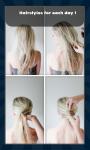 Beautiful Hairstyles screenshot 3/3