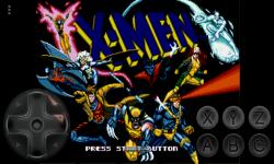 X Men - SEGA screenshot 1/5