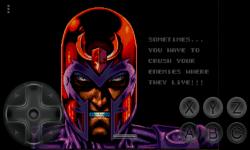 X Men - SEGA screenshot 2/5