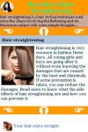 Hair Straightening screenshot 4/4