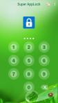 AppLock Theme Green screenshot 1/2