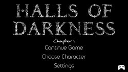Halls of Darkness screenshot 6/6