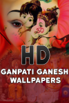Ganpati Ganesh Wallpapers screenshot 1/5