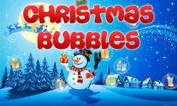 Christmas Bubbles for Kids screenshot 1/6