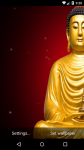 Beautiful Gautama Live Wallpaper HD screenshot 4/6