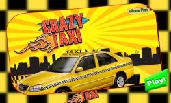 City Crazy Taxi Ride 3D screenshot 2/5