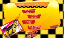 City Crazy Taxi Ride 3D screenshot 3/5