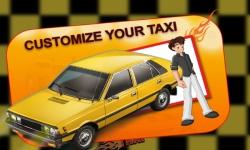 City Crazy Taxi Ride 3D screenshot 5/5