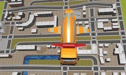 Flying Construction Truck screenshot 2/4