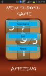 sudoku game 2016 screenshot 1/4