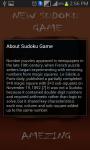 sudoku game 2016 screenshot 4/4