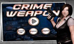 Crime Weapon :Hidden Object screenshot 1/5