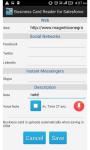 Business Card Reader for Salesforce CRM screenshot 6/6