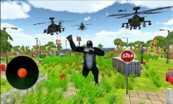Ultimate Gorilla City Attack screenshot 2/4