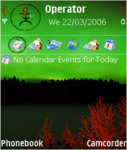 Joiku Aurora Borealis Theme screenshot 1/1