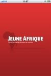 JeuneAfrique screenshot 1/1