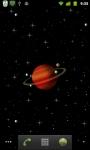 Saturn Live Wallpaper Free screenshot 2/4