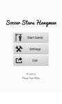Soccer Stars Hangman Free screenshot 2/4