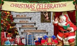 Free Hidden Object Game - Christmas Celebration screenshot 1/4