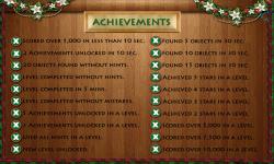 Free Hidden Object Game - Christmas Celebration screenshot 4/4