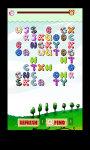 Cute ABC Pair Game screenshot 2/3