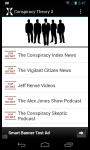 Conspiracy Theory X screenshot 1/6