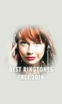 Best Ringtones 2014 screenshot 1/4