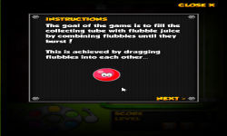 Flubbles Game screenshot 2/3