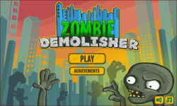 Zombie building demolitions screenshot 1/6