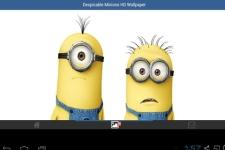 Despicable me Minions HD wallpaper screenshot 1/3