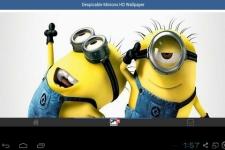 Despicable me Minions HD wallpaper screenshot 2/3