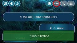 Millionaire GOLD screenshot 5/6