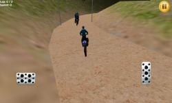 Mad Moto Race 3D screenshot 1/5