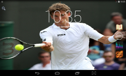 Male Tennis Players Live screenshot 3/4