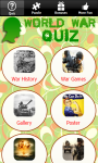World War Quiz and Trivia ft Hot War Game Cheats screenshot 1/3