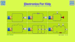 Easy Electronics For Kids screenshot 1/4