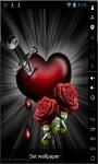 Bleeding Heart Final Live Wallpaper screenshot 1/2