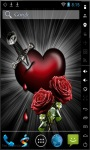 Bleeding Heart Final Live Wallpaper screenshot 2/2