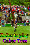 Rules to play Caber Toss screenshot 1/3