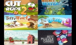 Top 5 puzzle games screenshot 1/6