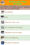 Rules to play Dog Sledding screenshot 2/3