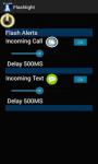 Led Flash alert on call and sms screenshot 3/3