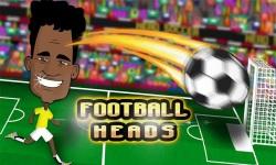 Football Heads - Soccer Game screenshot 1/3