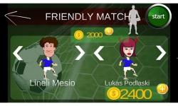 Football Heads - Soccer Game screenshot 2/3